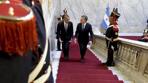 Obama promete ayuda a Macri en la histórica transición que vive Argentina