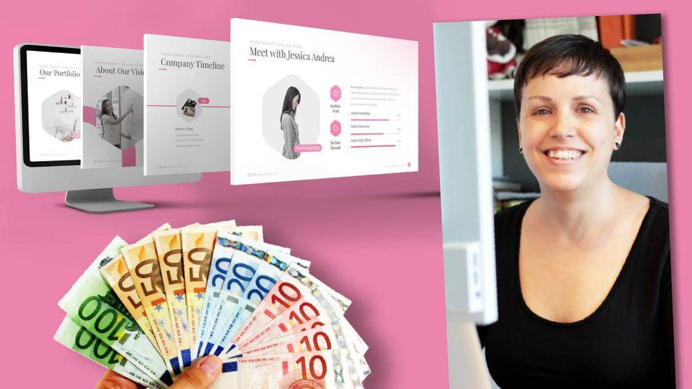 Gano 200.000€ por 4h semanales. Así di con un trabajo-chollo creando PowerPoints