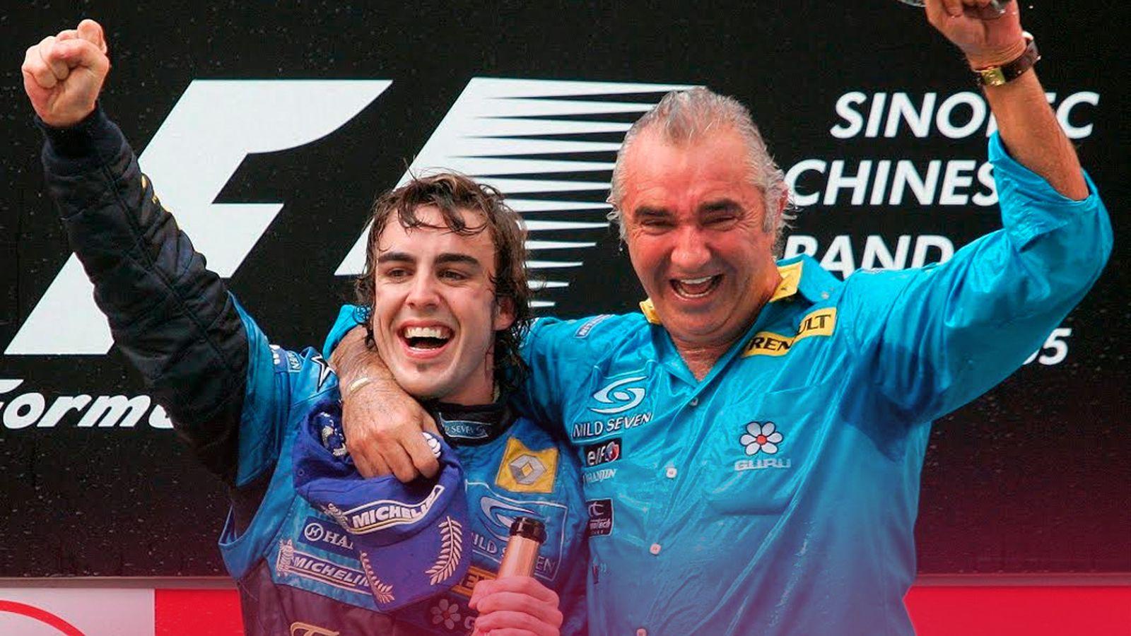 Fórmula 1: Fernando Alonso el rottweiler y los palos a Ron Dennis ...