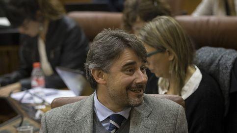 Moreno Yagüe, el diputado que se quitó la peluca