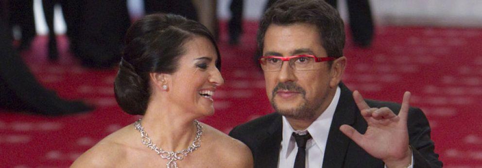 Andreu Buenafuente y Silvia Abril, padres de su primera hija