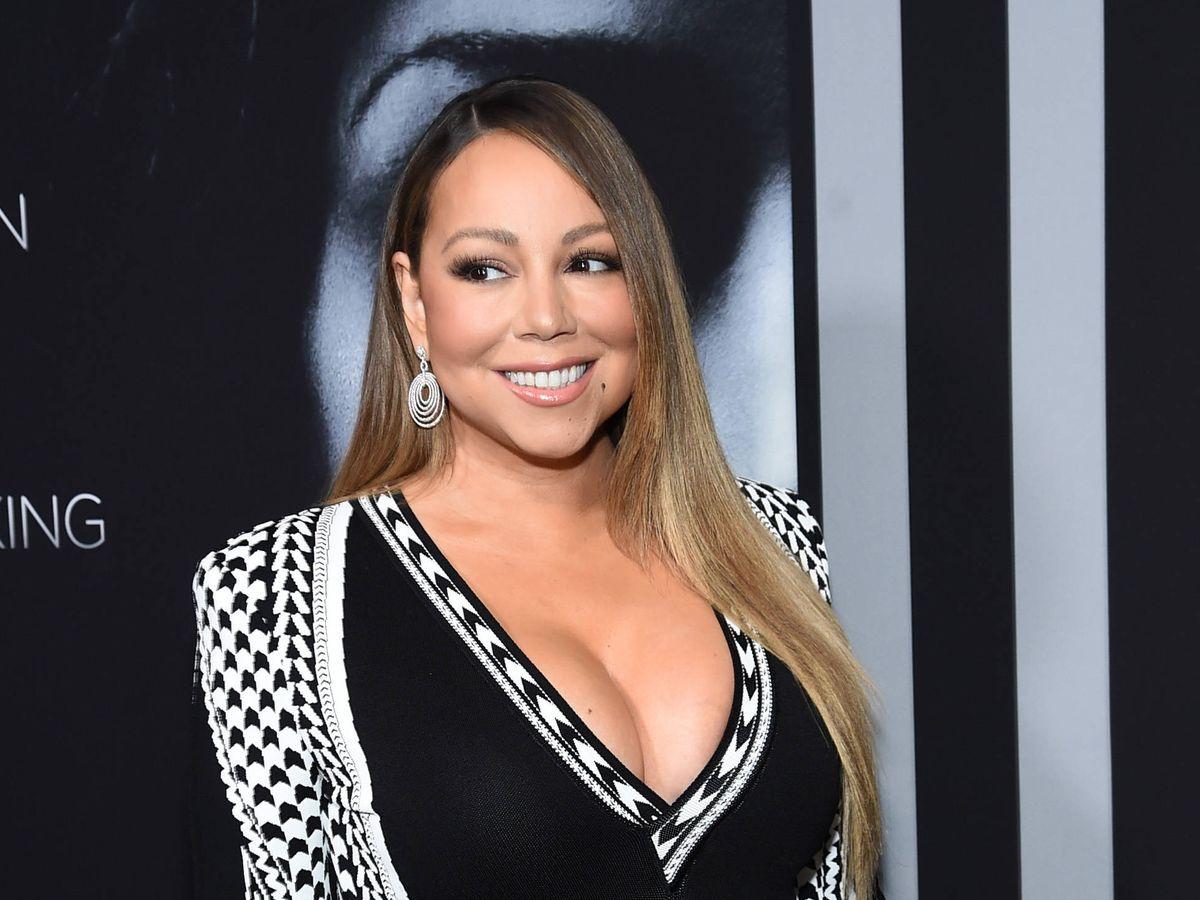 Foto: Mariah Carey ha probado muchas dietas para adelgazar. (Getty)