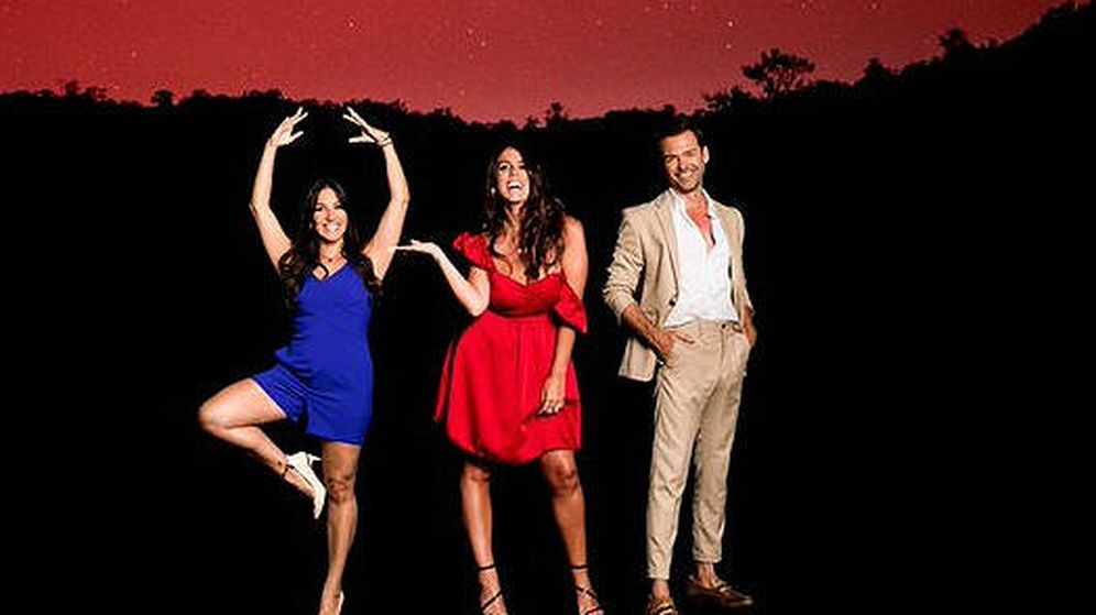 Foto: Los tres primeros nominados de 'GH VIP 7'. (Telecinco)