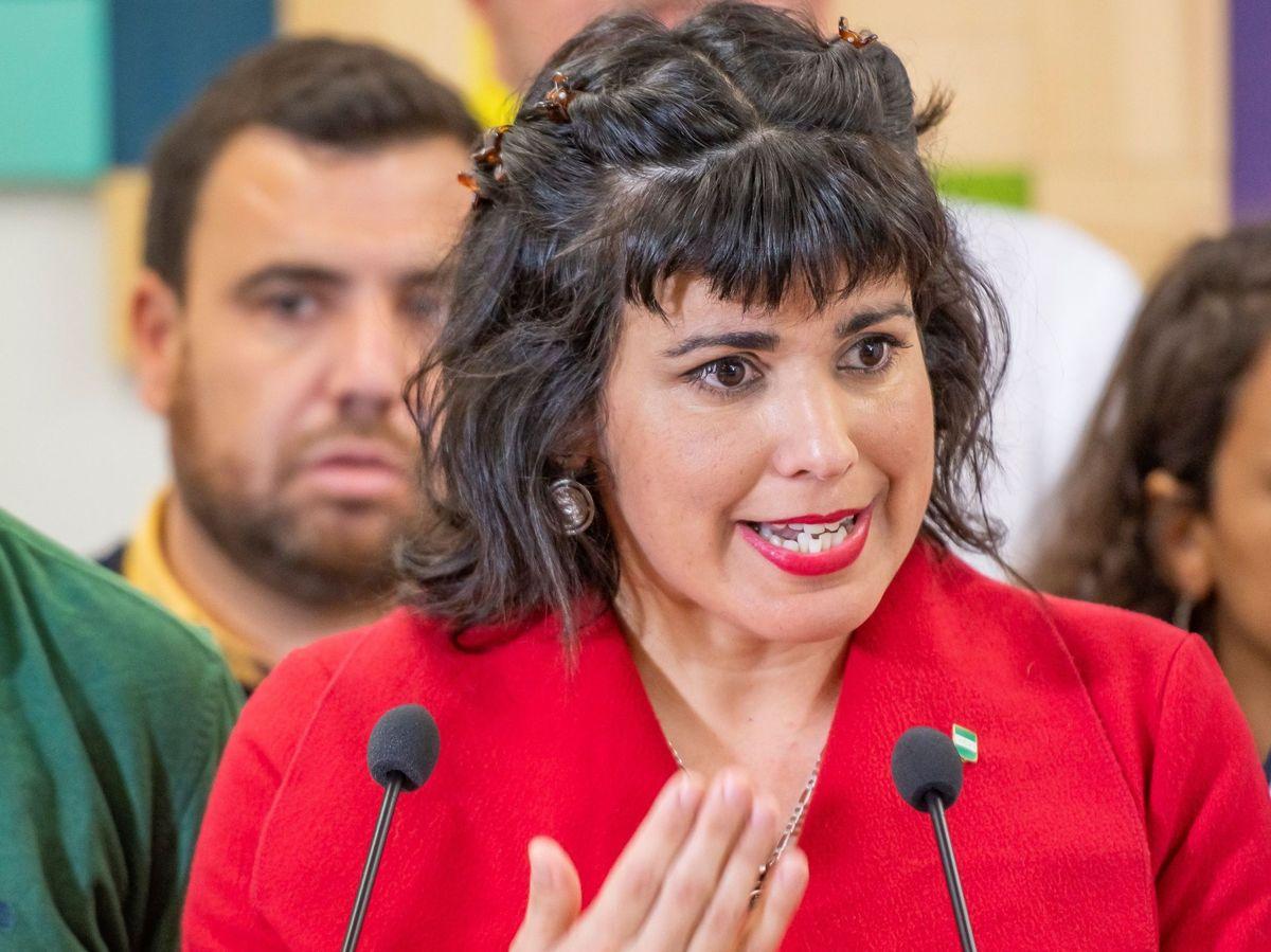 Foto: Teresa Rodríguez. (EFE)