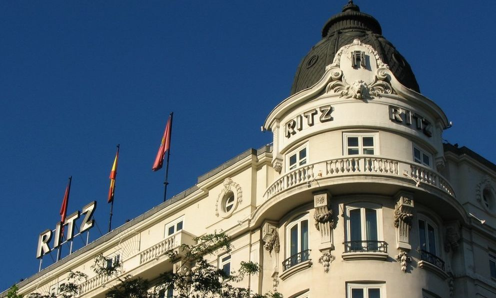 Foto: Hotel Ritz de Madrid
