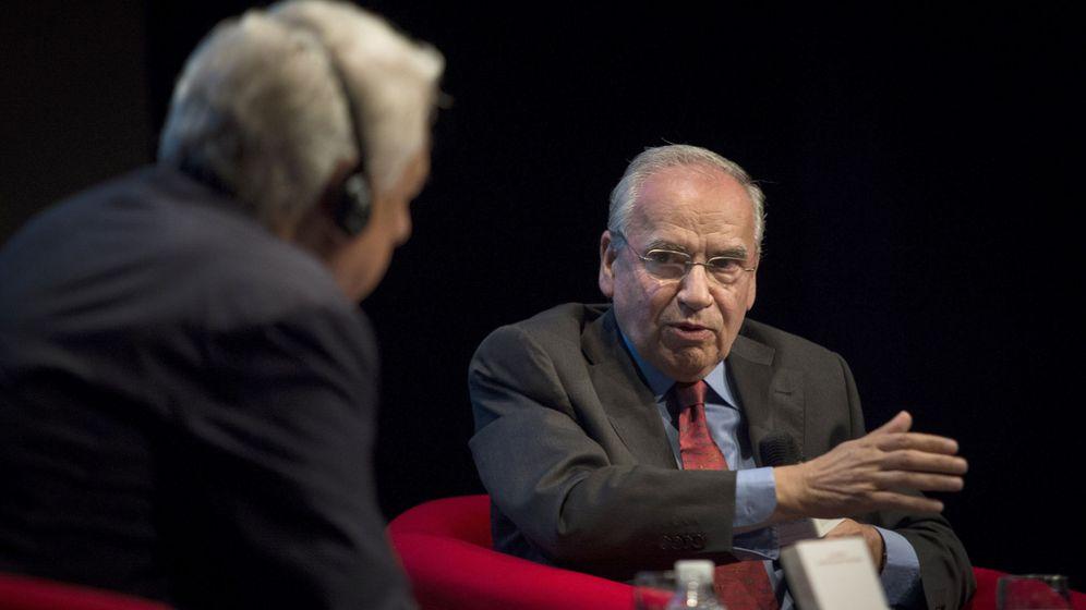 Foto: El histórico dirigente socialista Alfonso Guerra. (EFE)