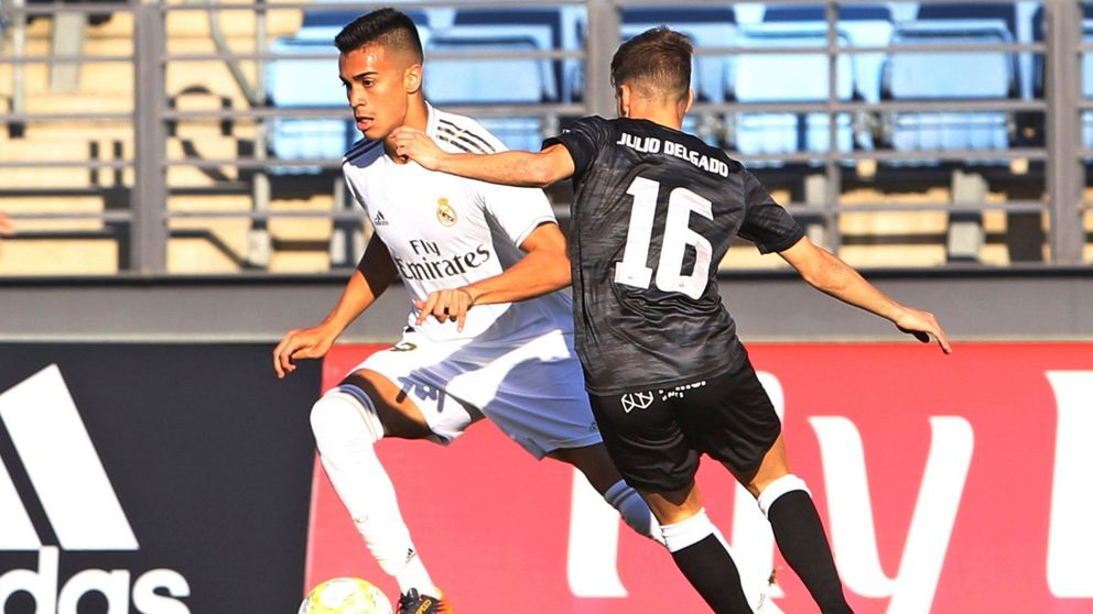 Los primeros goles de Reinier: Va a ser muy importante para el Real Madrid