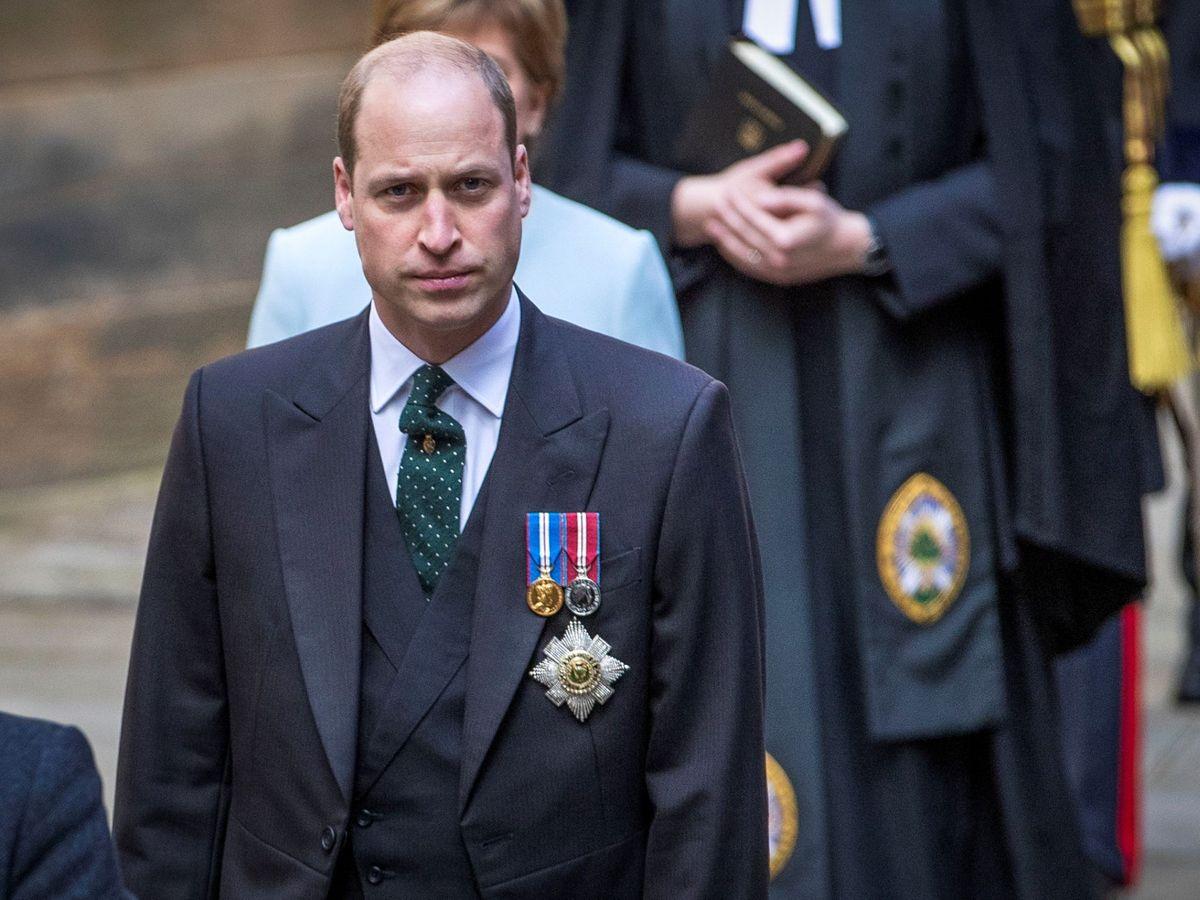 Foto: El príncipe Guillermo, en una imagen reciente. (Reuters)