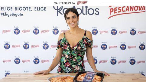 Cristina Pedroche presenta sus primeras recetas en un 'showcooking' en directo