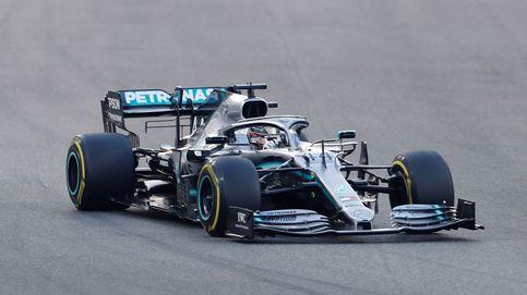 Resultado Fórmula 1: victoria aplastante de Hamilton en el épico final de Carlos Sainz