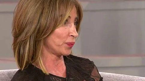 'Sálvame': María Patiño, agredida por sus opiniones en Telecinco