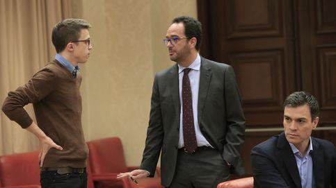 Errejón marca distancias con Iglesias: patria y mano tendida al PSOE para ser creíbles