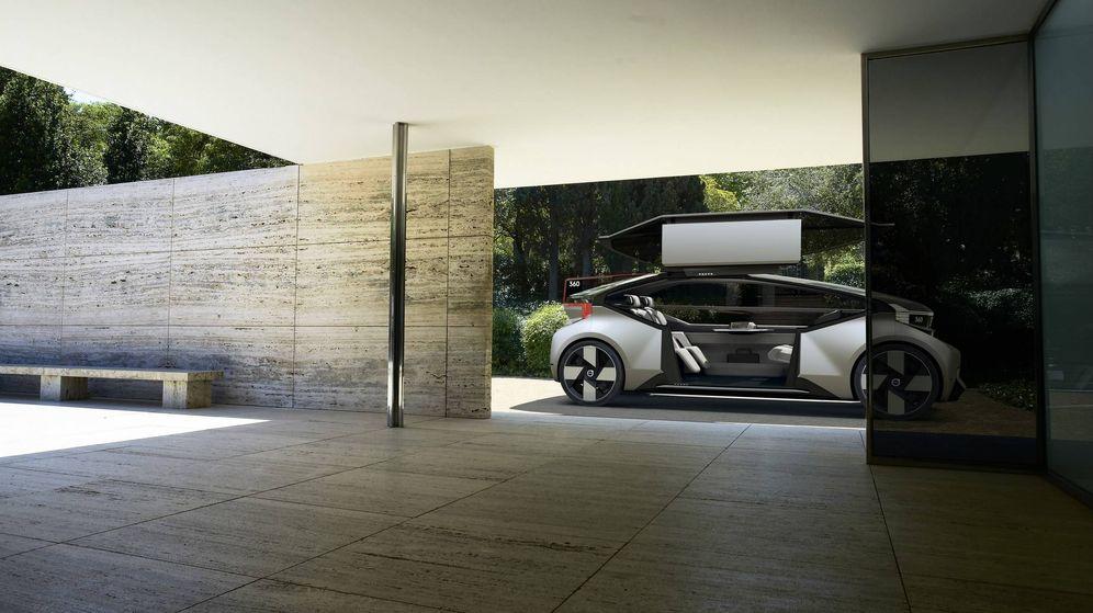 Foto: Este es el espectacular concepto de vehículo autónomo del futuro, el Volvo 360c.