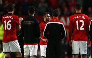 Giggs se despide como jugador de Old Trafford con una gran asistencia