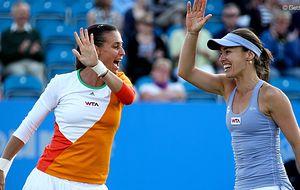 Martina Hingis buscará alargar su leyenda doce años después con otro Grand Slam