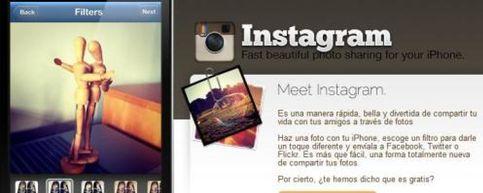 Foto: El milagro de Instagram