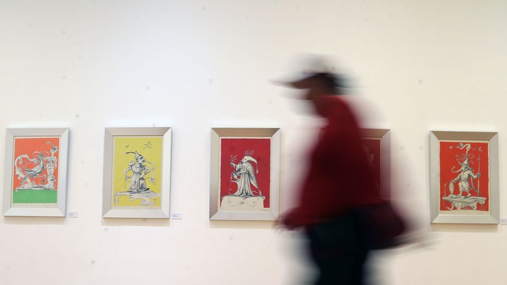Lista falciani el arte de defraudar el galerista - Galerista de arte ...