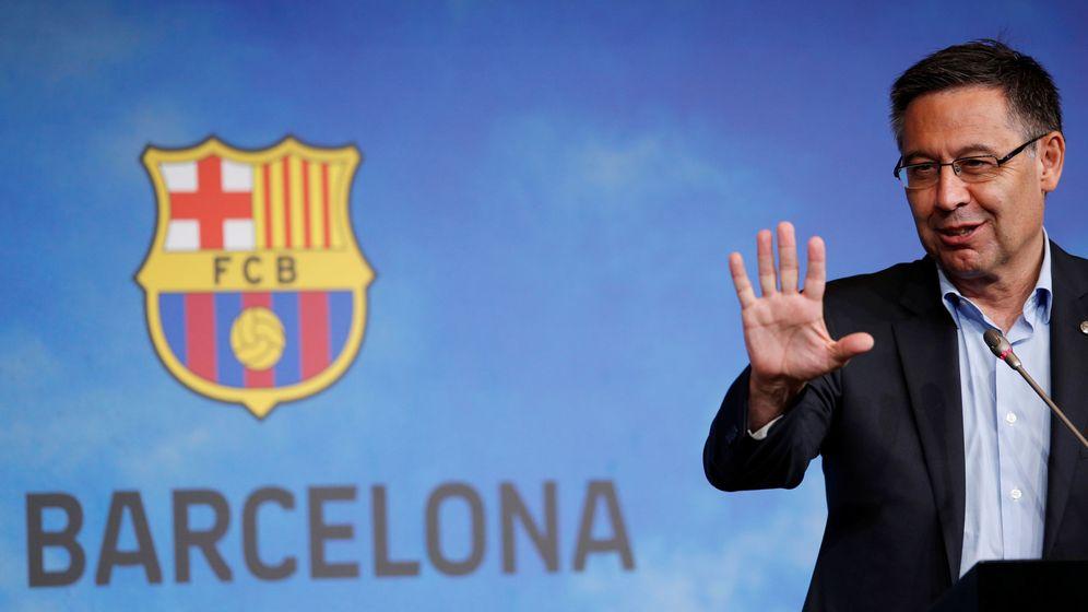Foto: El Barcelona reacciona a la sentencia del 'procés': La prisión no es la solución. (Reuters)