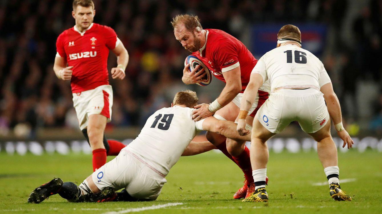 La bofetada a Francia y el agarrón testicular de una marrullera Inglaterra en el 6 Naciones