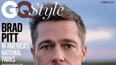 La tristeza en los ojos de Brad Pitt en su nueva vida sin Angelina Jolie