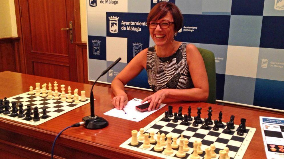 Foto: María Gámez, la portavoz del PSOE en el Ayuntamiento de Málaga deja la política (PSOE).