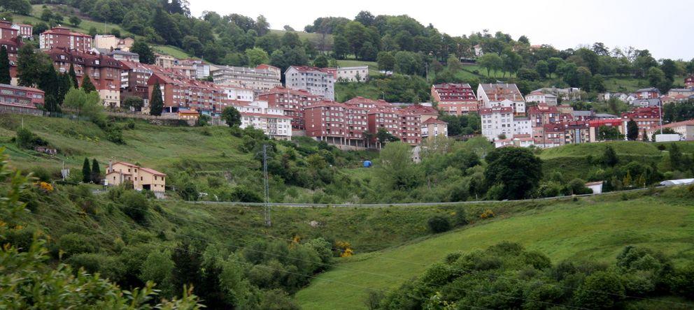 Foto: Tineo, uno de los pueblos asturianos conectados gracias a Asturcón