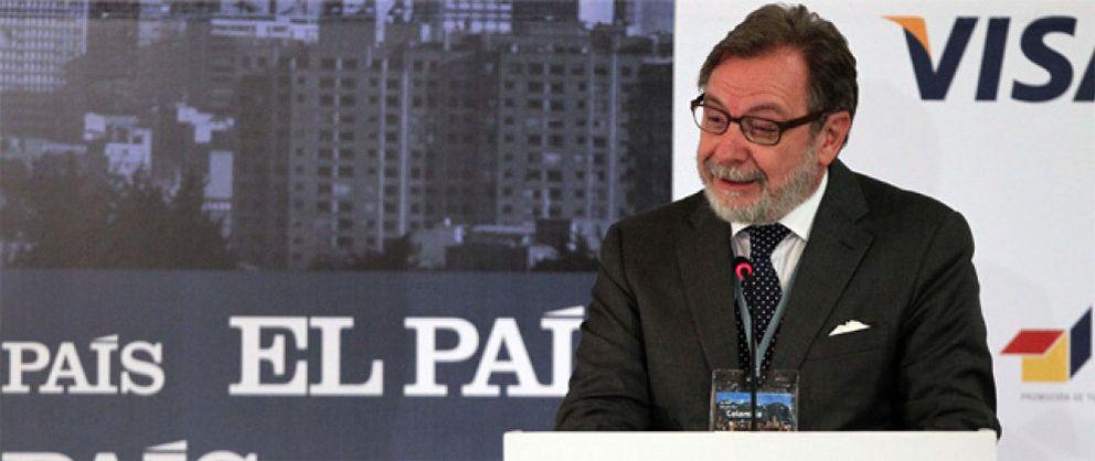 Foto: Cebrián renuncia a la parte variable de su sueldo tras las pérdidas de 255 millones de Prisa