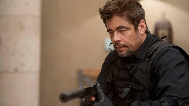 Antena 3 emite el film 'Sicario'.