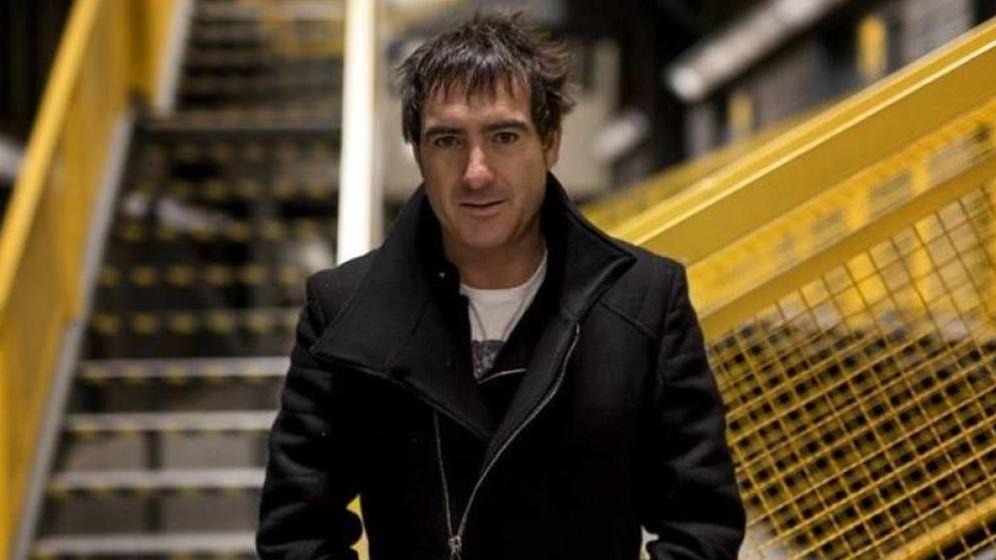 Foto: Álex Pina, creador de 'La casa de papel' y 'Vis a vis' entre otras producciones españolas.