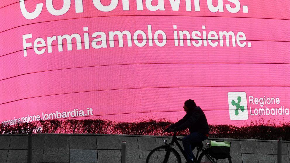 En siete días, España llegará a la situación en que Italia puso todo el país en cuarentena