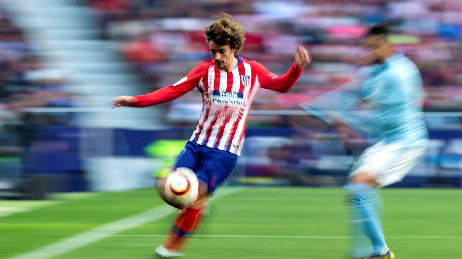 Foto: Atlético madrid - celta