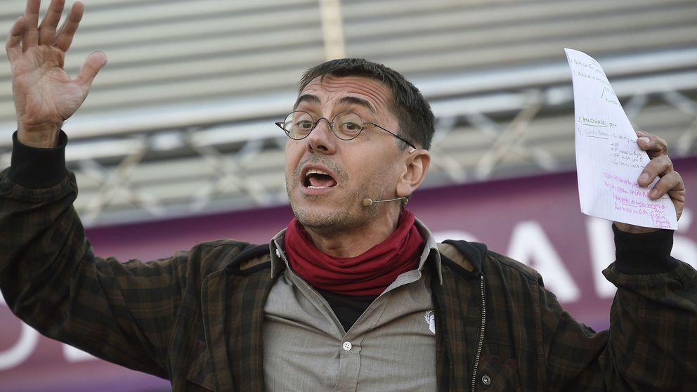 El llamamiento de Monedero: en España no hay 7 millones de corruptos