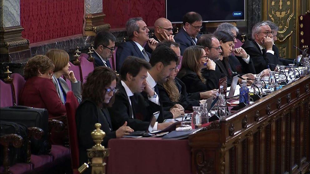 Así ha sido la sesión número 51 del juicio del 'procés' con los informes finales de las defensas