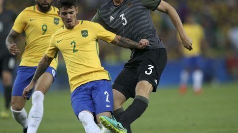 Siga en directo la final de fútbol de los Juegos  entre Brasil y Alemania