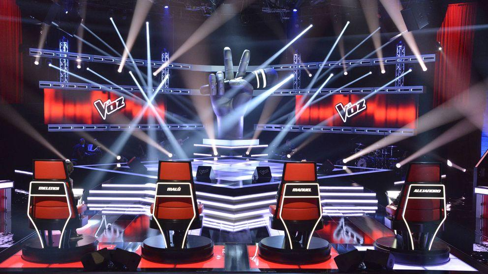 Golpe de efecto: Antena 3 arrebata a Telecinco los derechos de 'La Voz'