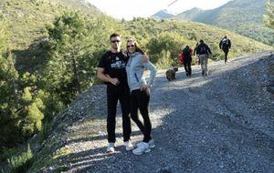 Nuria Fergó rehace su vida sentimental con su entrenador personal
