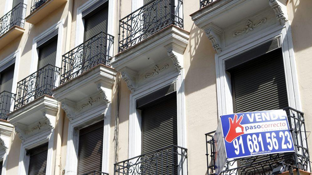 Foto:  La venta de casas logra su segundo mejor dato en 10 años pero se modera la euforia. (Foto. Efe)