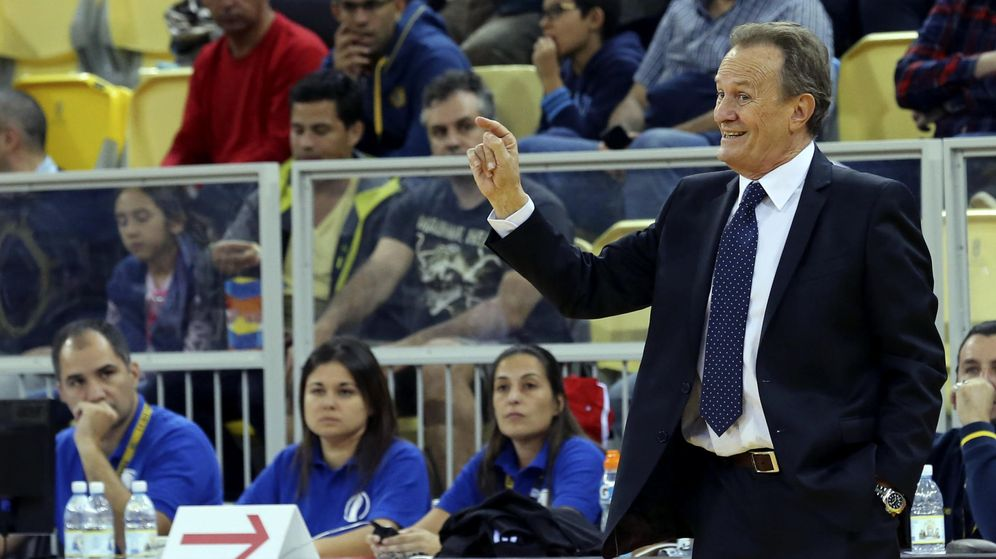Foto: Aíto García Reneses no ha entrenado esta temporada, pero aún no tiene intención de retirarse. (EFE)