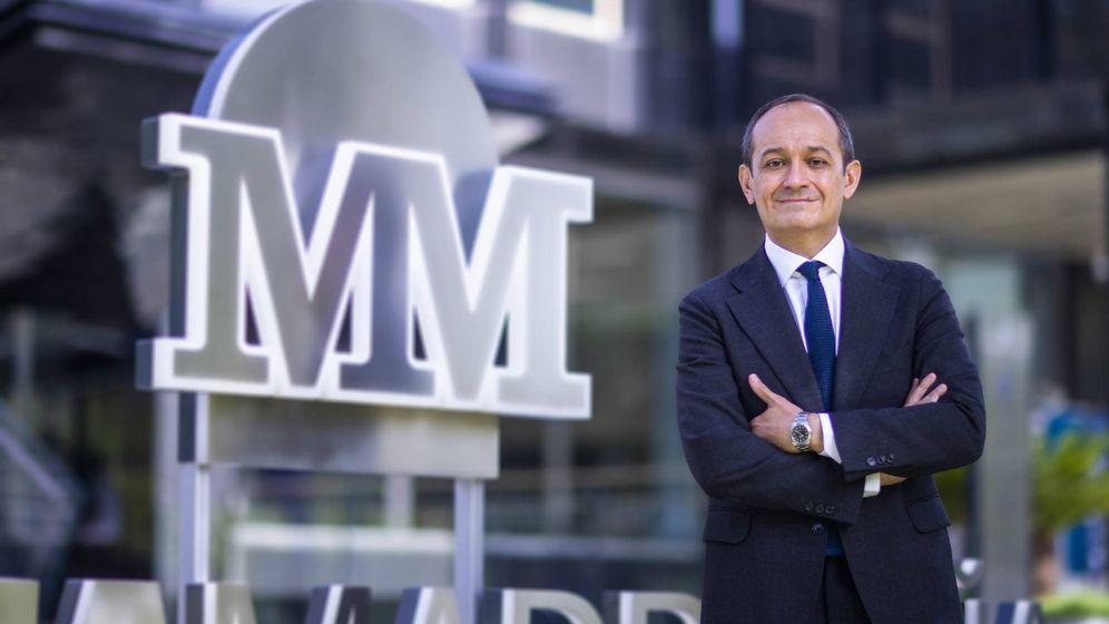 Foto: Mutua Madrileña incorpora a Rodrigo Achirica como director general de su holding Mutuamad Inversiones (Europa Press)
