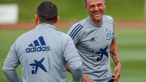 Luis Enrique encuentra la motivación para sacar a España de las tinieblas futbolísticas