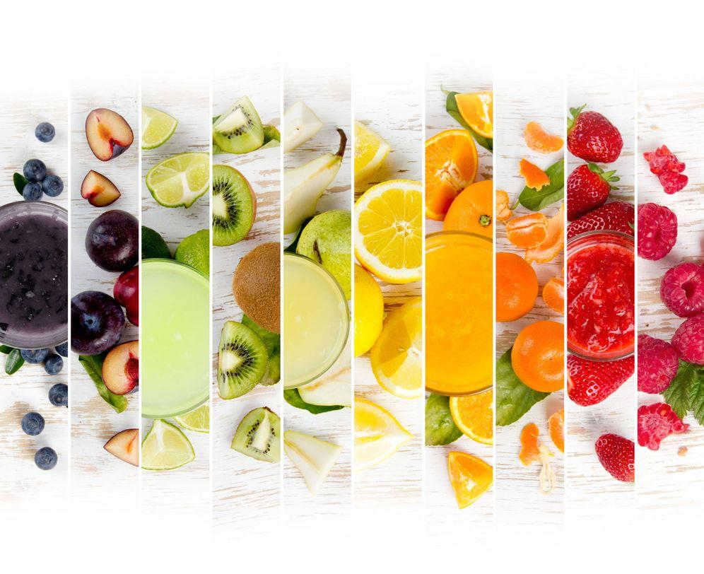Foto: Las frutas nos hacen vivir mejor y durante más tiempo.