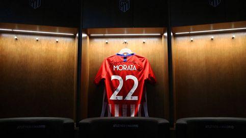 Oficial: Álvaro Morata ya es nuevo jugador del Atlético de Madrid