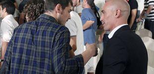 Post de Qué hay detrás de la candidatura de Iker Casillas a presidir el fútbol español (la RFEF)