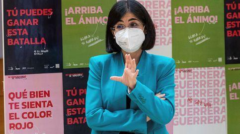 Darias anuncia más vacunas y espera auditar la pandemia en un plazo no muy lejano
