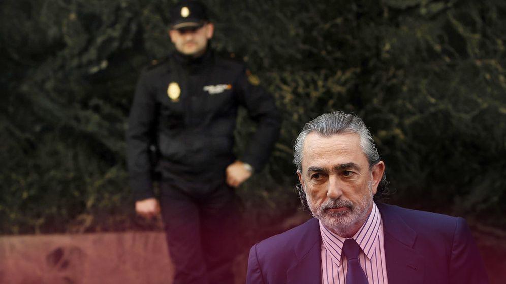 Foto: El líder de la trama Gürtel, Francisco Correa.