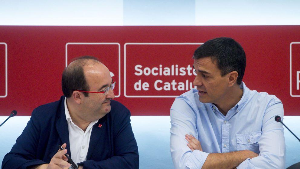Sánchez, dispuesto a retrasar la reforma de la Constitución tras el 1-O si hay consenso