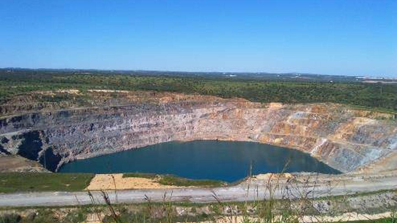 La mina de Aznalcóllar, en la provincia de sevilla, donde ocurrió uno de los mayores 'ecocidios' de la historia de España. (C.P.)