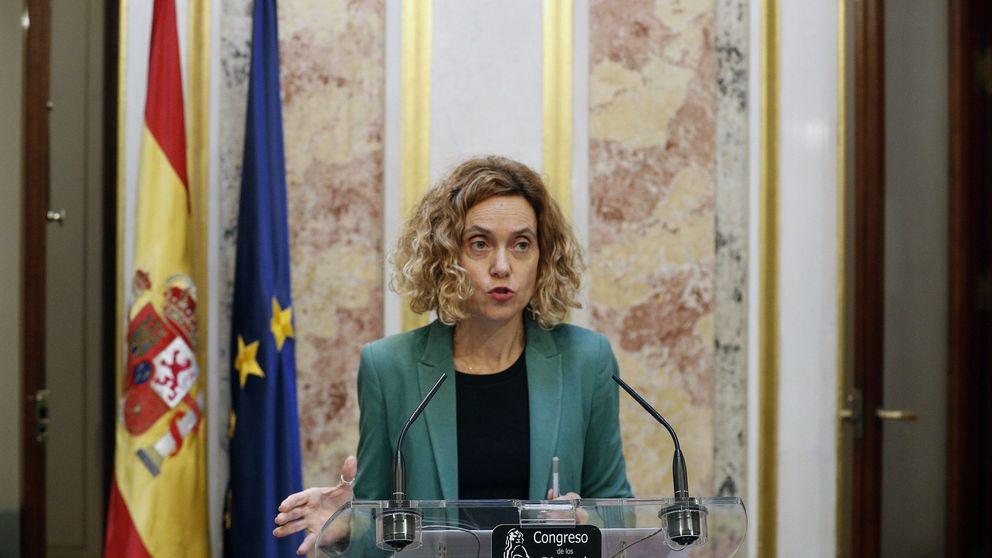La Mesa del Congreso, con mayoría PSOE-UP, rechaza reconsiderar los acatamientos