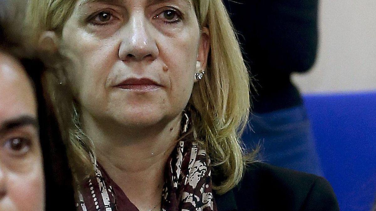 Caso Nóos La Abogada Del Estado Con La Infanta Hacienda Somos Todos Solo Es Publicidad