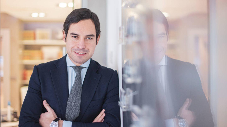 Enrique Ceca, socio director del Área Laboral y responsable de Internacionalización de Ceca Abogados. (Jorge Álvaro)